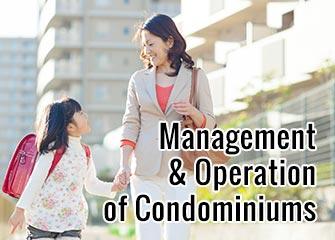 Management & Operation of Condominiums